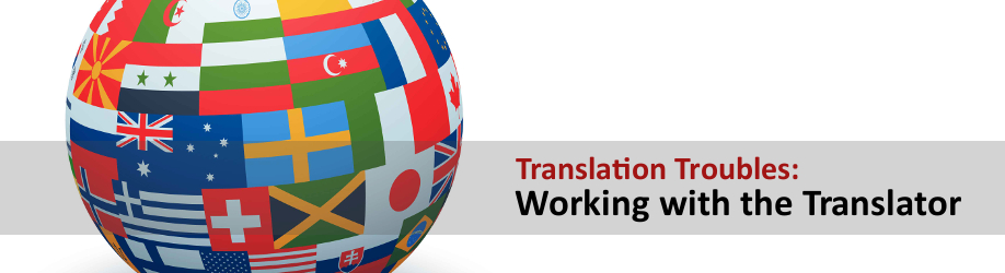 FI - Translation Troubles - Working with the Translator